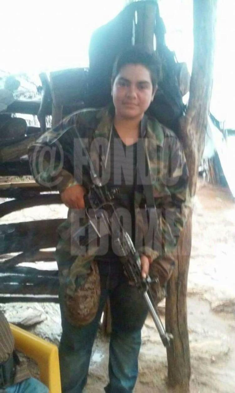 Thalía Benítez, la niña sicaria de la Familia Michoacana, fue detenida en Edomex