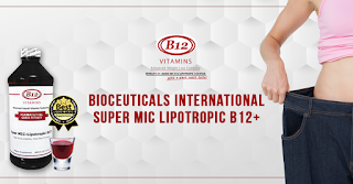 Read About Bioceuticals International LLC and Buy MIC B12