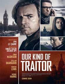 Un traidor como los nuestros Poster