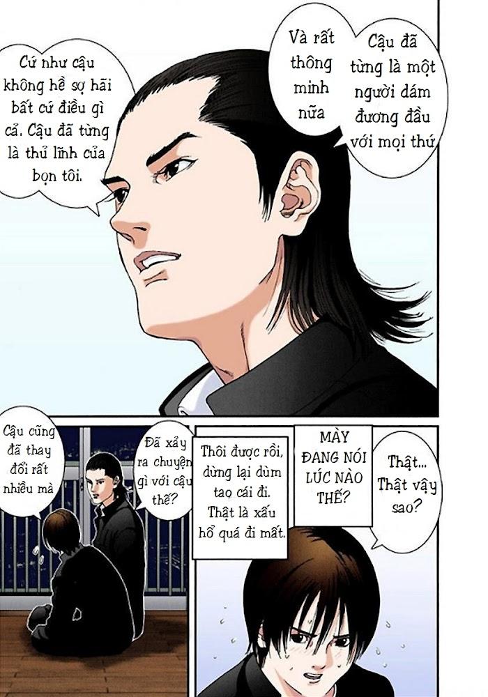 Gantz Chap 02: Căn phòng bí ẩn trang 22