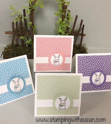 Stampin' Up!, A Good Day, www.stampingwithsusan.com, Easter,