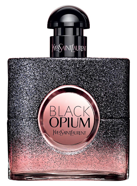 parfum black opium flower shock ysl