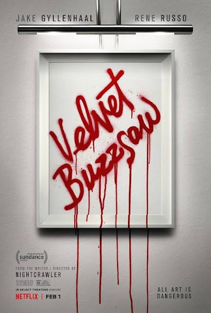 Film Velvet Buzzsaw (2019)