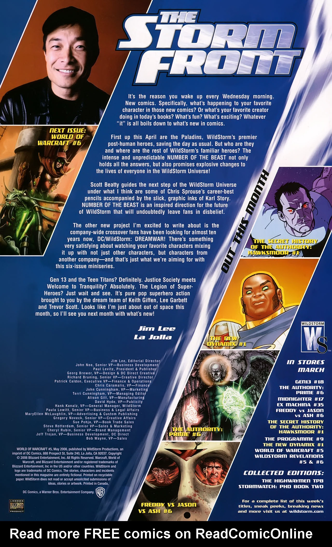 Read online World of Warcraft comic -  Issue #5 - 21