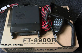 SELLING ::: Yaesu FT-8900R Quad Band Hi Power FM Amateur Ham