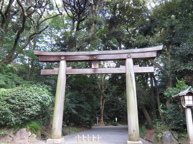 Japan Trip : Meiji Jingu shrine