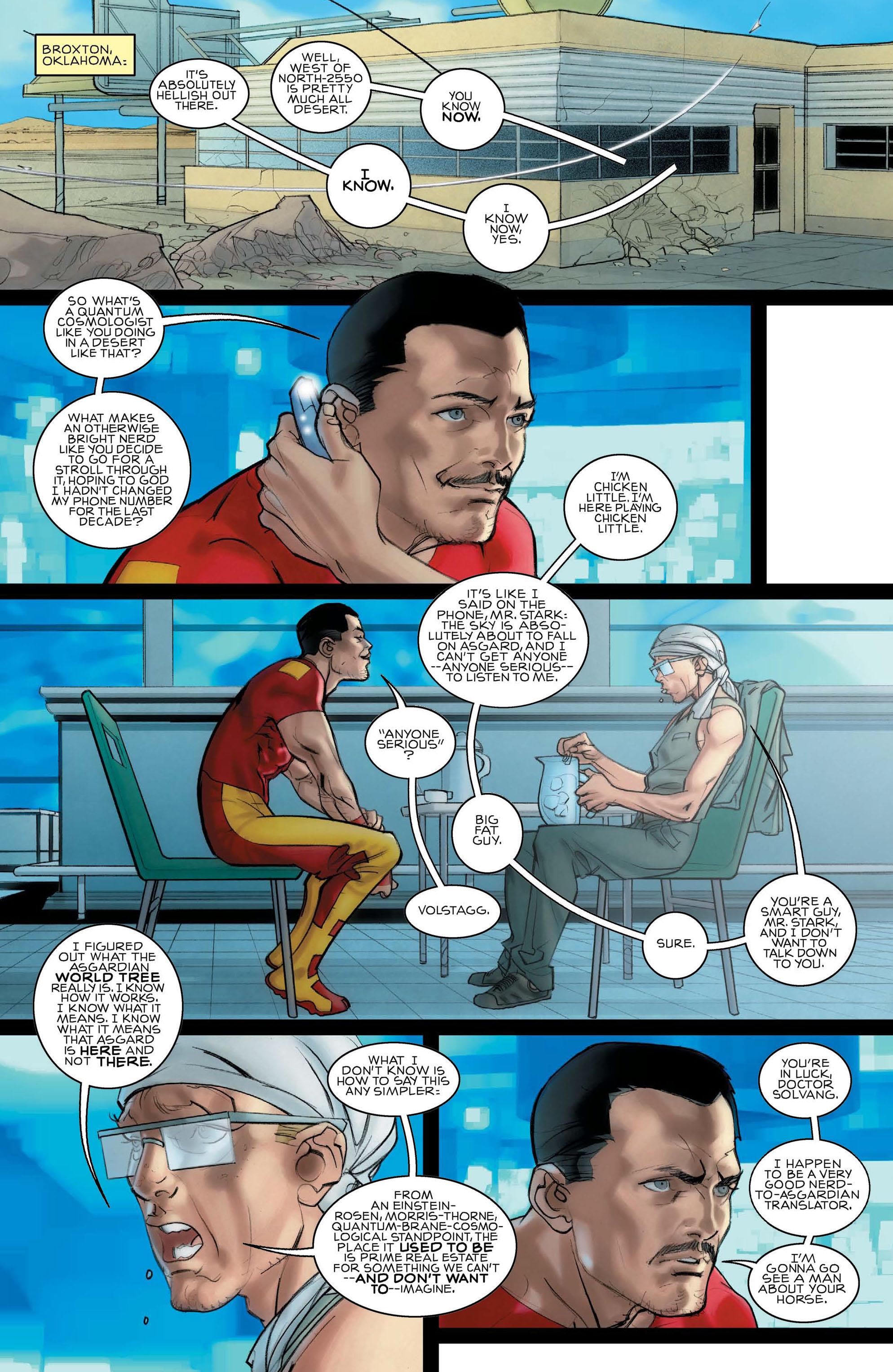 Thor (2007) Issue #617 #30 - English 6