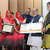 Narendra Singh Tomar Confers National Awards on Best Performing Self Help Groups