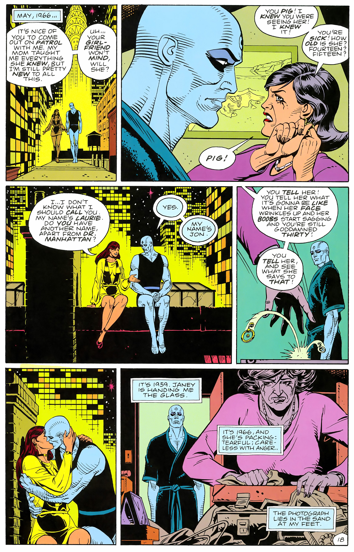 Watchmen (1986) issue 4 - Page 20