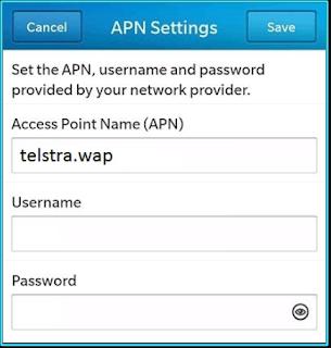 New Boost mobile apn settings blackberry