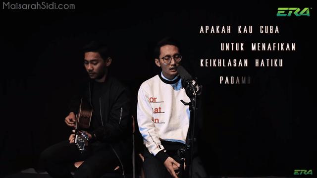Lirik Lagu Di Matamu Sufian Suhaimi yang Menyentuh Hati