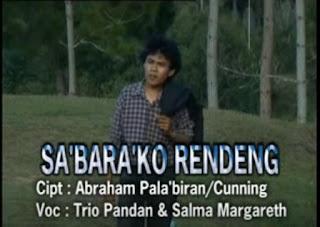 Download Lagu Sa'barako Rendeng(Trio Pandin)