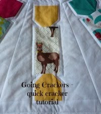 Going Crackers - quick cracker tutorial