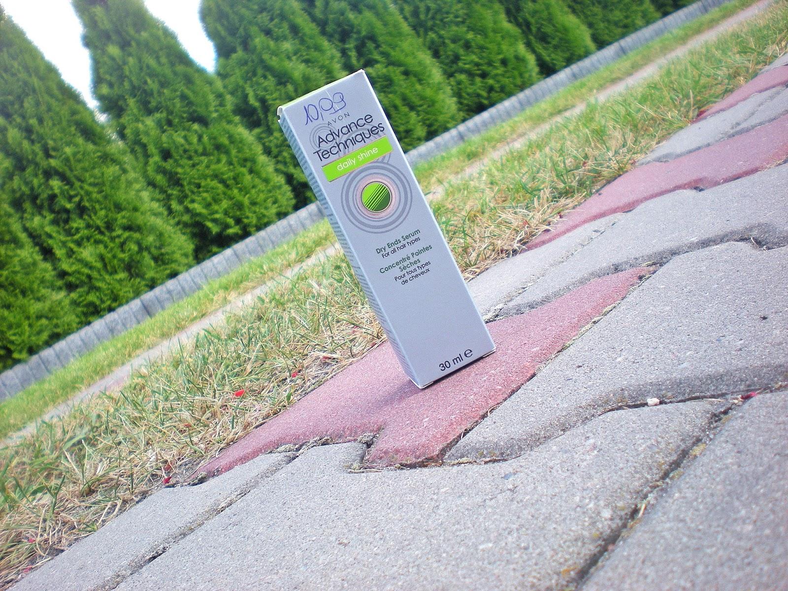 Serum na zniszczone końcówki Advance Techniques Avon