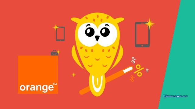 Black Friday la Orange de pe 17 noiembrie cu vouchere de 10% reducere