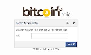 panduan membuat akun bitcoin