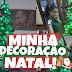 TOUR PELA DECORAÇÃO DE NATAL DA MINHA CASA   Marília Merlino  