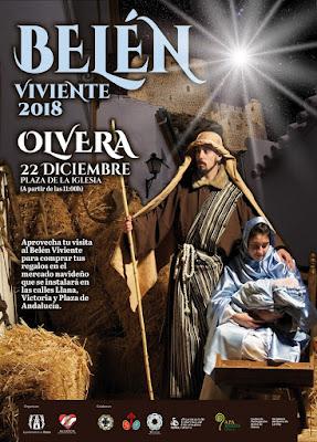 Olvera - Belén Viviente 2018