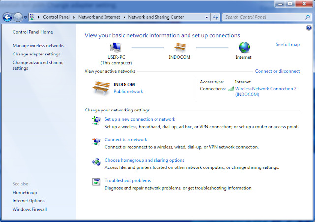 Cara Setting IP Address Pada Windows 7 , 8 Dan 10 Dengan Mudah