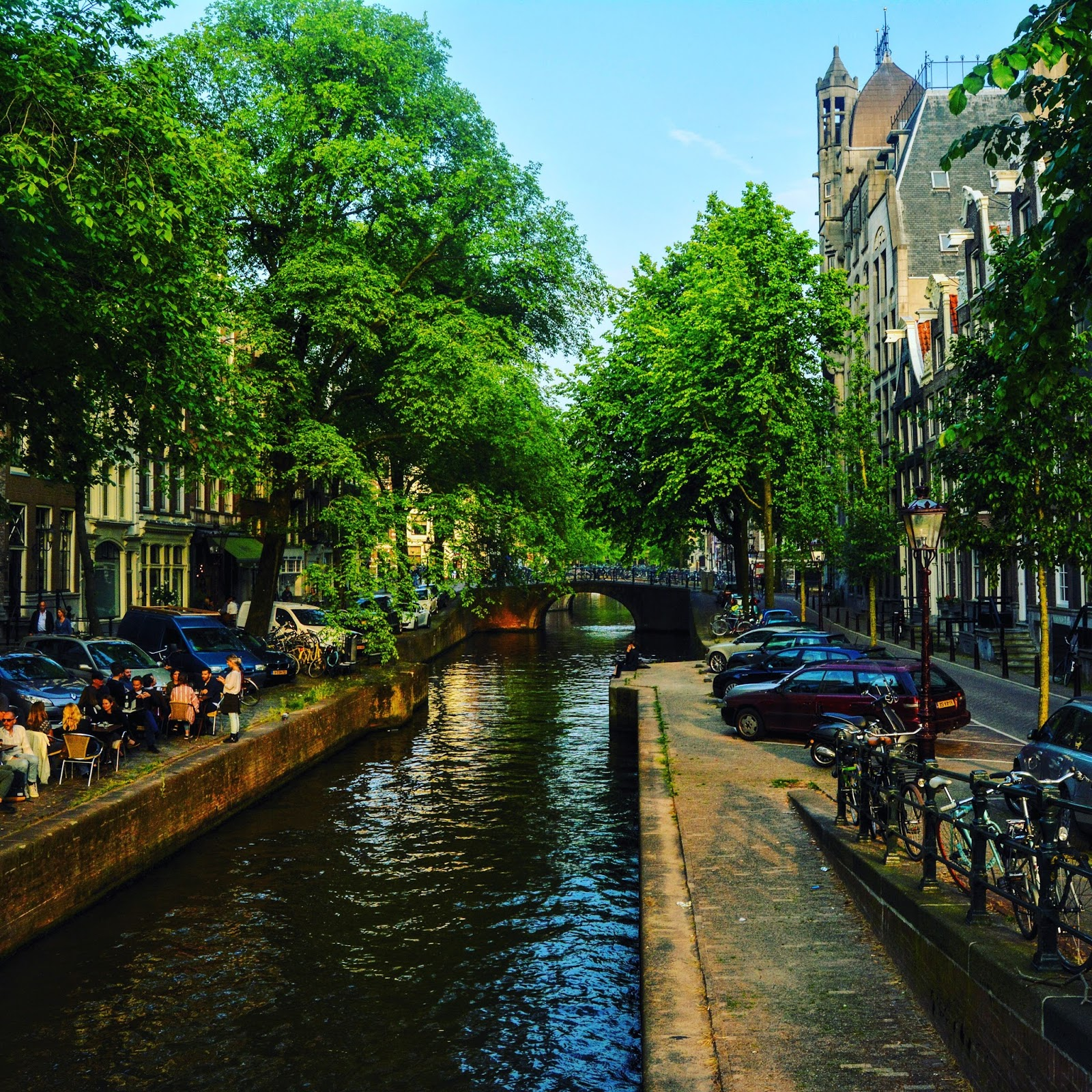 Travel, Books, Food - Planning A EuroTrip From India - Amsterdam, Netherlands