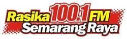 Radio Rasika 100.1 fm Semarang