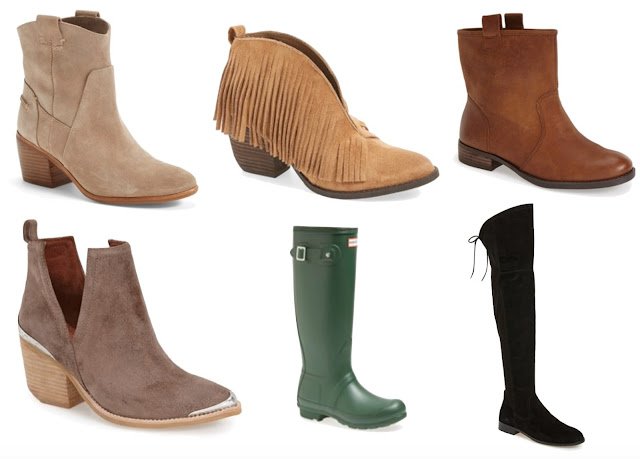 fall boot styles parlor girl