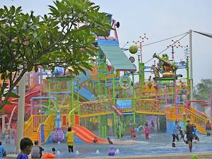 Sensasi Main Air di Go! WET Waterpark Grand Wisata Bekasi