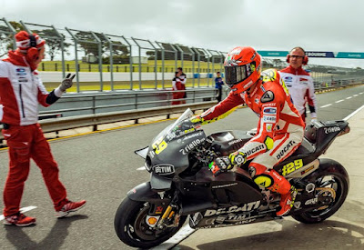 Kemenpora Tetapkan Jakabaring Tuan Rumah MotoGP Indonesia, Tapi 2018