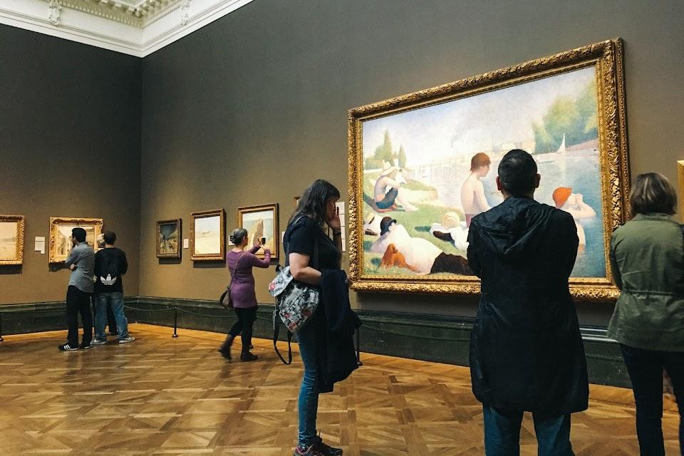 ナショナル・ギャラリー(National Gallery) 【展示場所】41