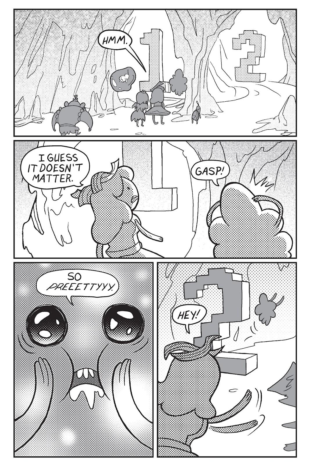 Read online Adventure Time: Pixel Princesses comic -  Issue # Full - 71