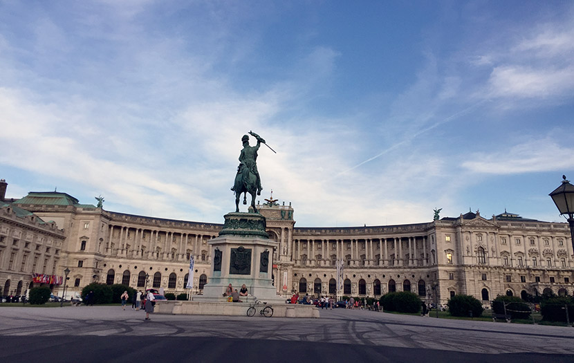 Hofburg / Imperial Palace, Vienna is the Most Livable City