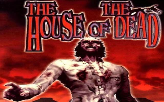 تحميل لعبة بيت الرعب القديمة مضغوطة من ميديا فاير The House of the Dead
