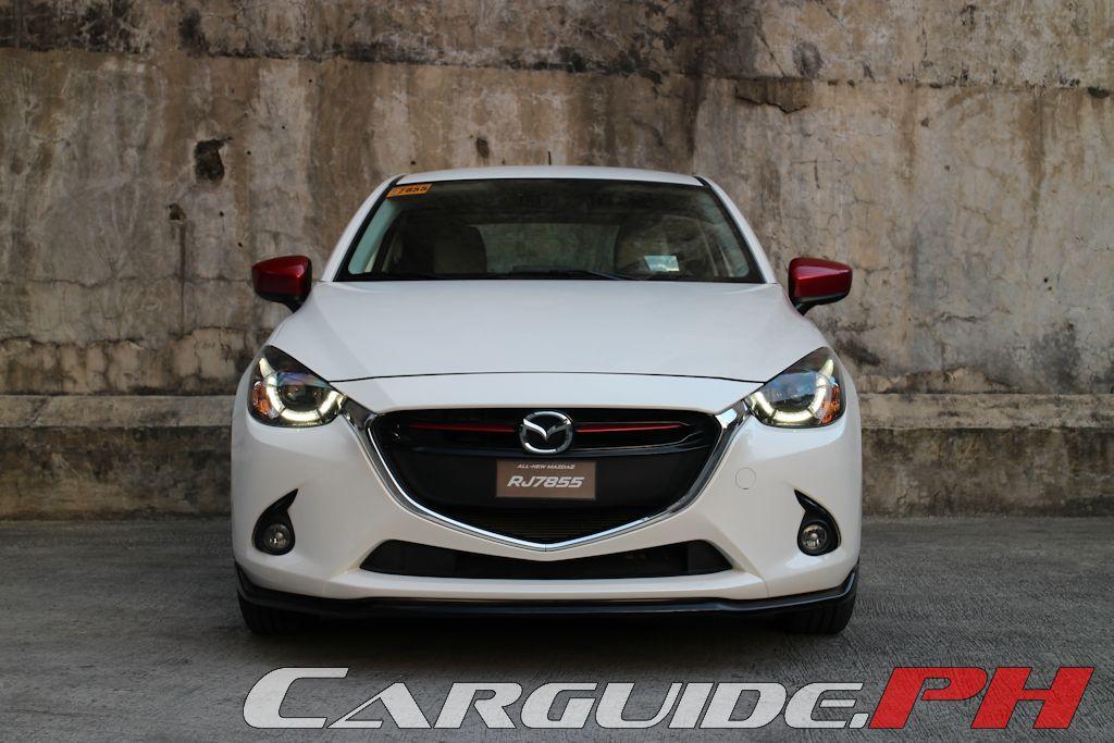 מגניב ביותר Review: 2016 Mazda2 Skyactiv Sedan & Skyactiv Speed Hatchback LM-44