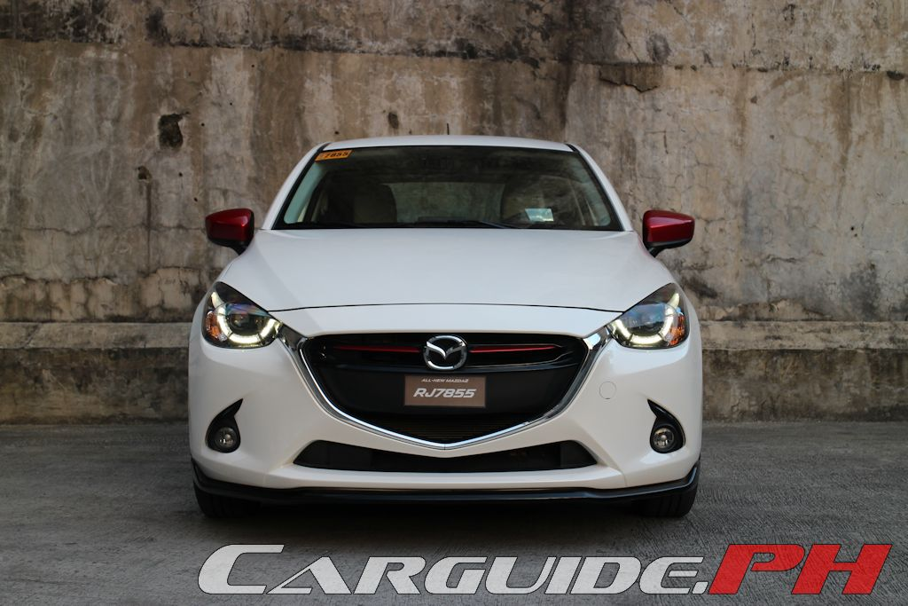 Review 2016 Mazda2 Skyactiv Sedan