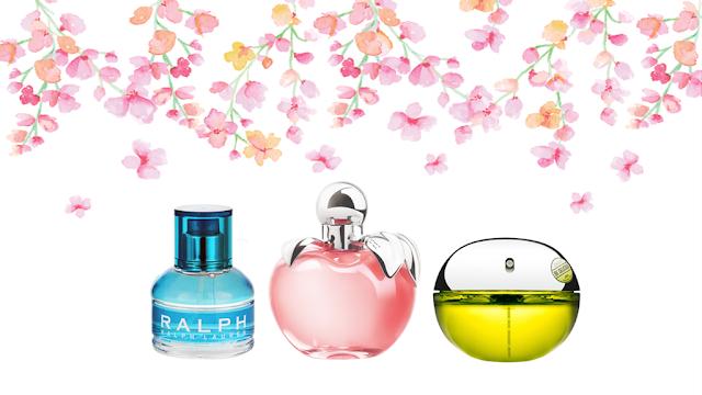 notas de maça perfume