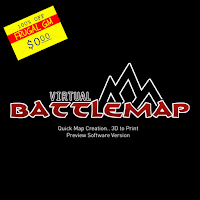 Free GM Resource: Four Free Virtual Battlemaps
