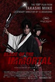 Film Blade of the Immortal 2017 (Jepang)