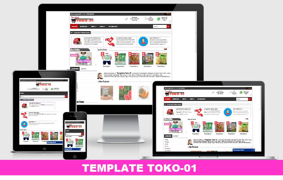 Template Toko-01