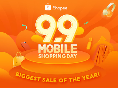 SHOPEE PH's Shopee 9.9 Mobile Shopping Day | Benteuno.com