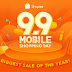 SHOPEE PH's Shopee 9.9 Mobile Shopping Day officially Kicks Off!