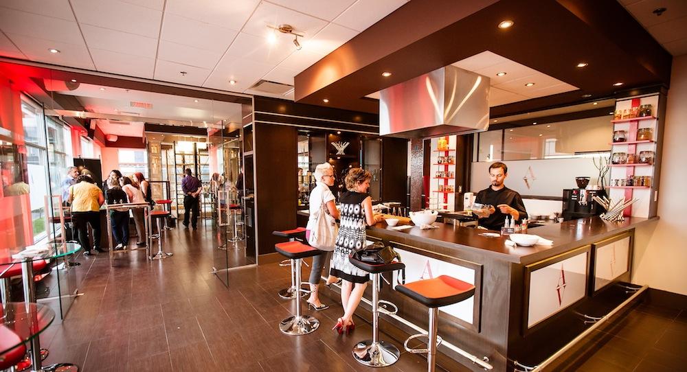 Restaurant Artevino Quebec