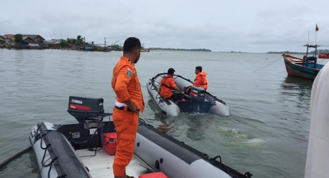 Banjir Blang Pidie Seret Santri HIngga HIlang belum Ditemukan