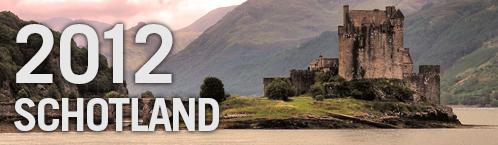 2012 - Met de Camper door Schotland
