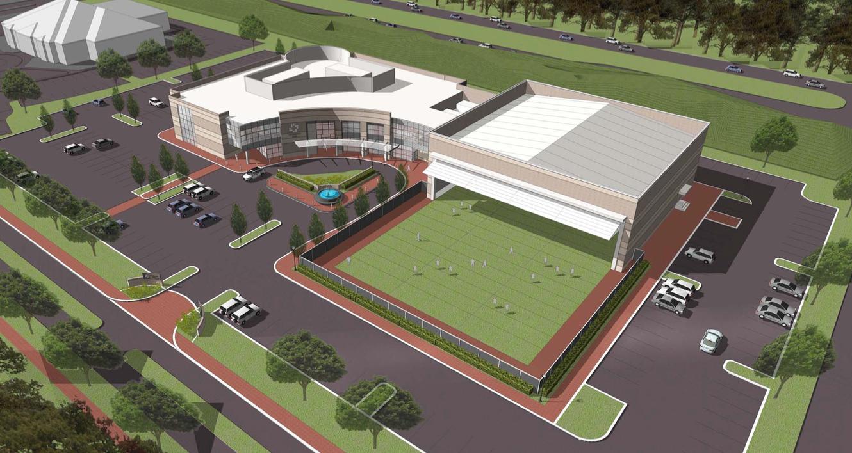 FJ Completes CSL Plasma Center in Gilbert, AZ | Freese
