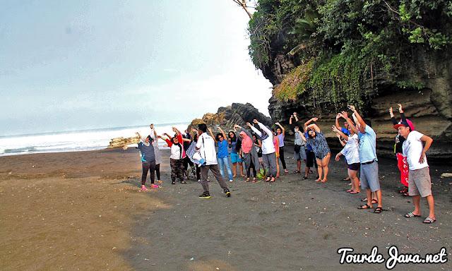 fun game dan aktivitas ringan di batu hiu