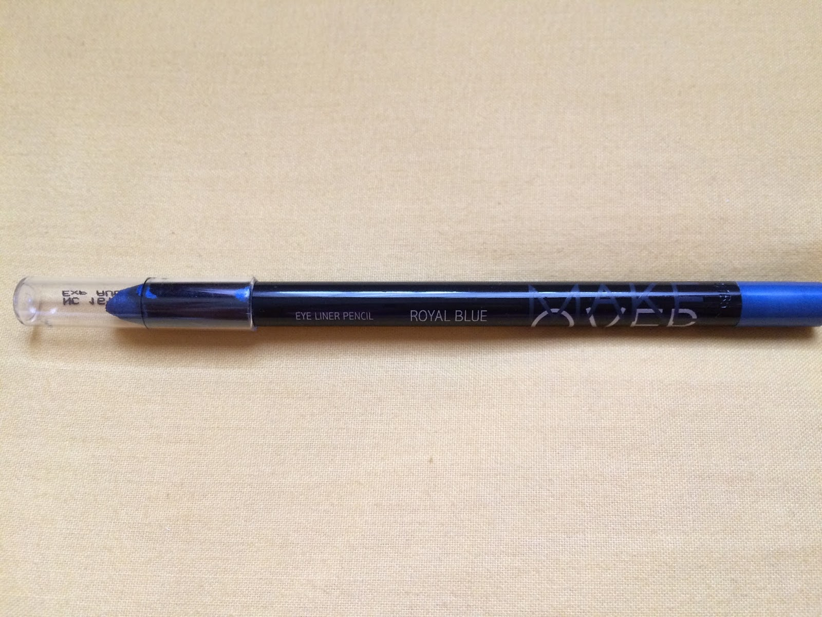 EYELINER PENCIL MAKE OVER SHADE ROYAL BLUE