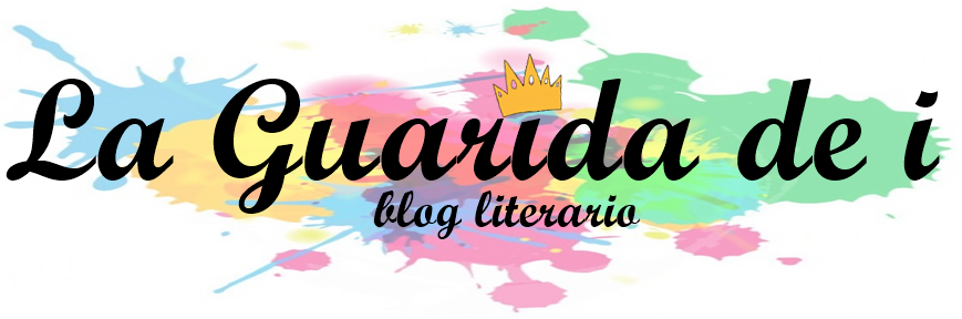 La Guarida de I {Blog literario}