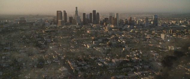 Review San Andreas 2015