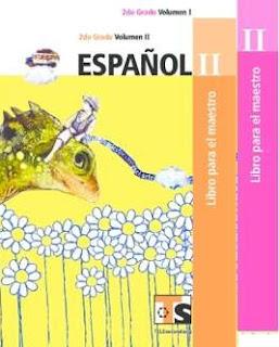 Español II Volumen 1 y Volumen 2 Segundo grado  Libro para el Maestro Telesecundaria Ciclo Escolar 2015-2016