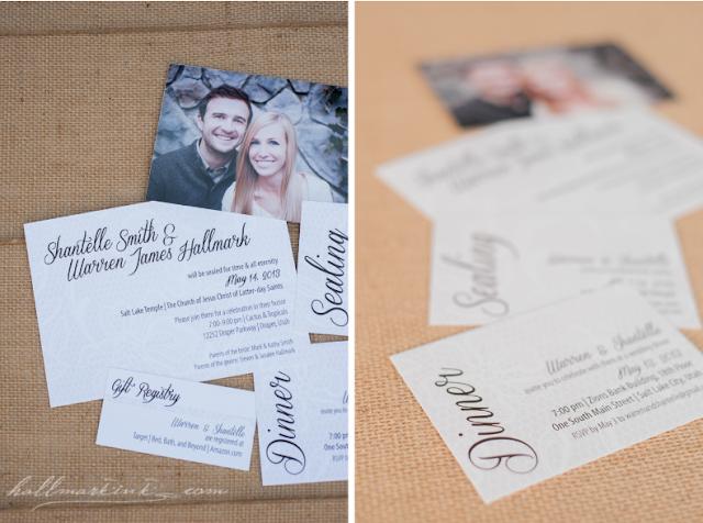 Hallmark Invitations Wedding: Hallmark Ink
